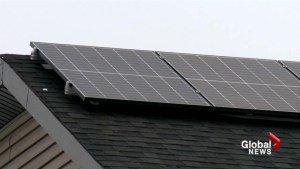 Alberta builder gets ready to install solar panels in every new home it builds
